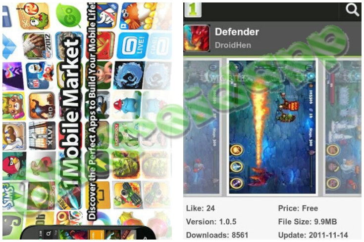 android market free download for mobile games